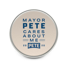 Load image into Gallery viewer, Mayor Pete Cares About Me Lapel Pin - Boot Edge Edge Merch