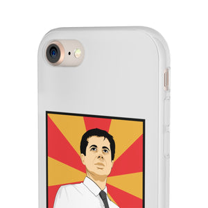 Pete 2020 iPhone case - Boot Edge Edge Merch