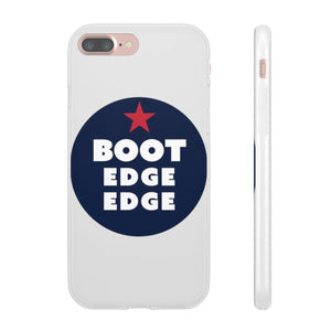 Boot Edge Edge Circle Iphone Case - Boot Edge Edge Merch