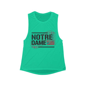Notre Dame For Pete Buttigeg Tank Top - Boot Edge Edge Merch