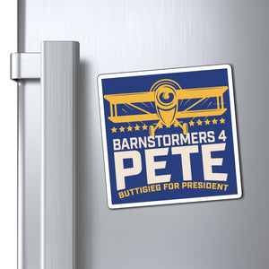Barnstormers 4 Pete Magnet - Boot Edge Edge Merch