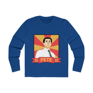 Pete 2020 Long Sleeve Crew Tee - Boot Edge Edge Merch