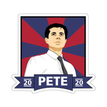 Load image into Gallery viewer, Pete 2020 Sticker - Boot Edge Edge Merch