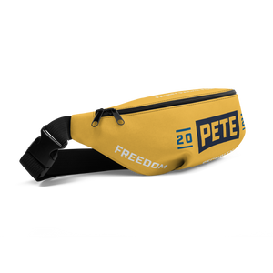 Pete 2020 Yellow Fanny Pack - Boot Edge Edge Merch