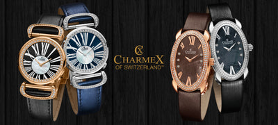 Charmex of switzerland watches
