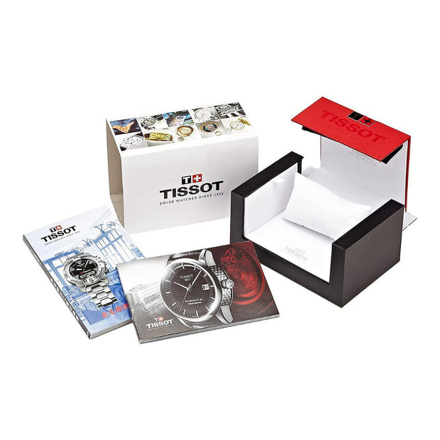 Tissot T-Touch II Titanium Ladies/Unisex Watch T0472204608600