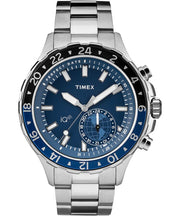 Timex Gents IQ+ Move Multi Time Watch TW2R39700