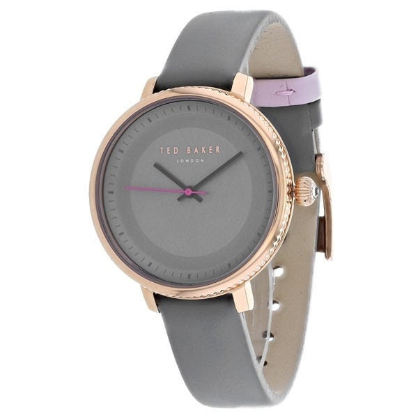 Ted Baker Ladies Grey Isla Watch TE10031534
