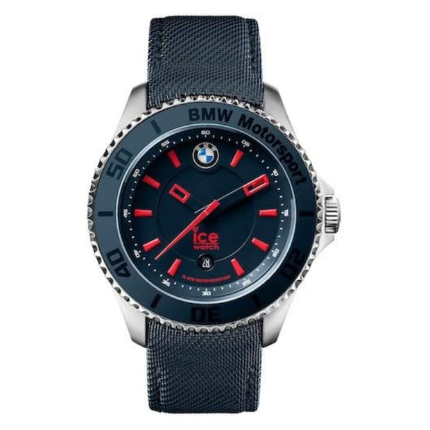 Ice BMW Motorsport Men's 44mm Quartz Watch BM.BRD.B.L.14 001118