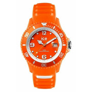 Ice Womens/Unisex Sunshine Orange Sillicone 40mm Watch SUN.NOE.U.S.14 001107