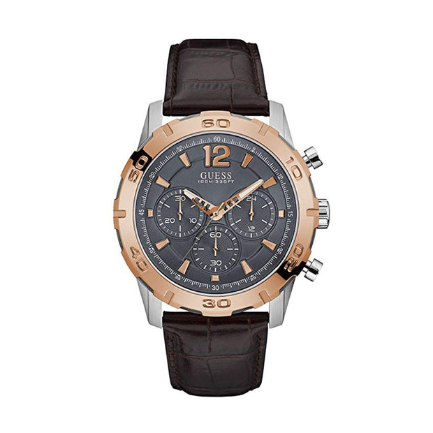 Guess Men's Caliber Chronograph Watch W0864G1