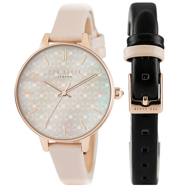 Ted Baker Kate Ladies Dual Strap Watch TE50013001