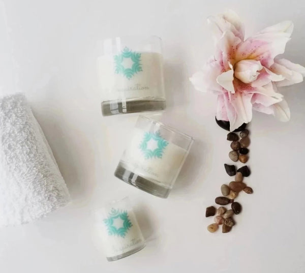 Scented Soy Candle - SPA -
