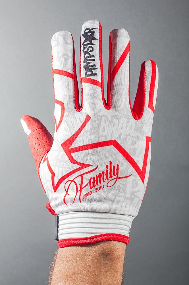Pimpstar Banger Gloves | Red