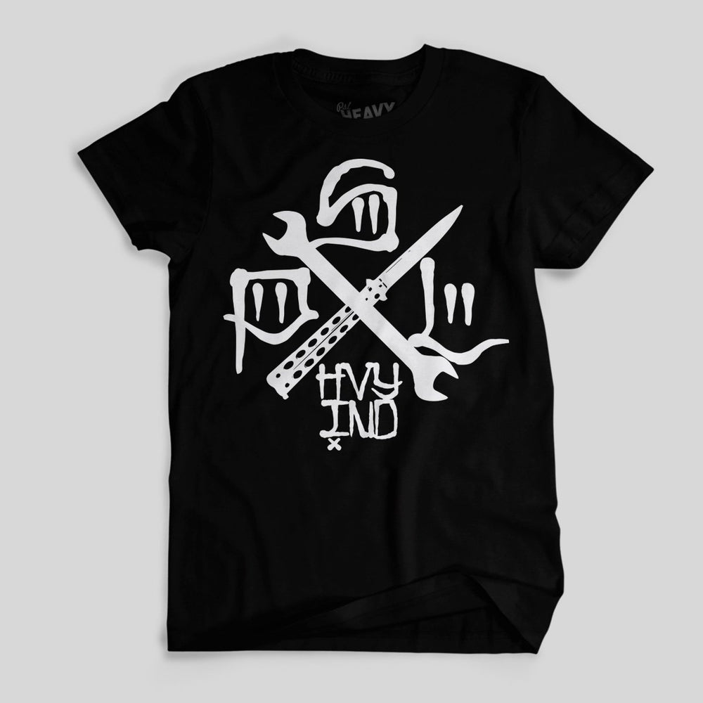 PSL Heavy Ind - Tools Of the Trade | T-shirt, Black