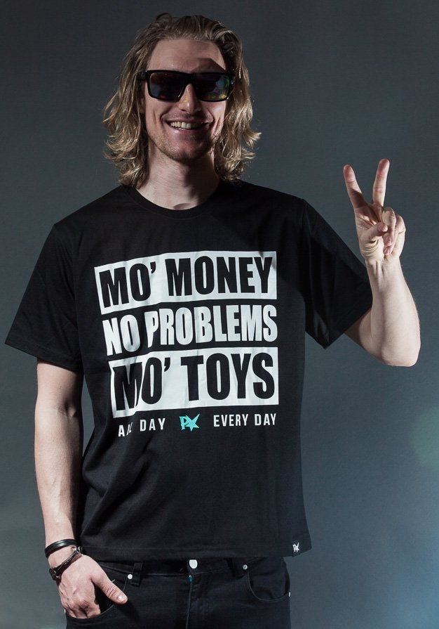 Mo Money Mo Toys | T-shirt | Regular fit
