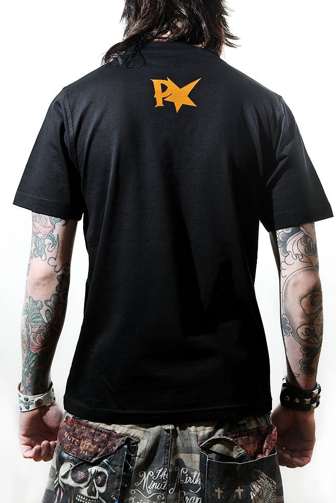 BRAAPP Tee, Orange (2011 edition)