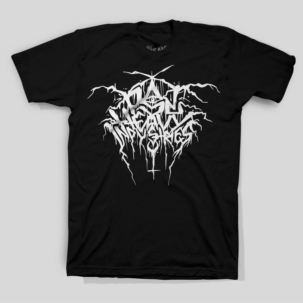 PSL Heavy Ind - Throne | T-shirt, Black