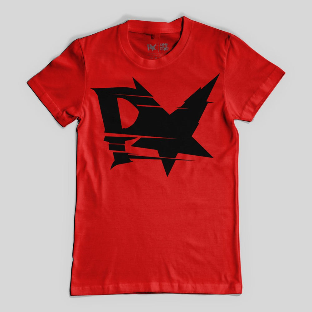 Pimpstar Speed Logo | T-shirt, Red