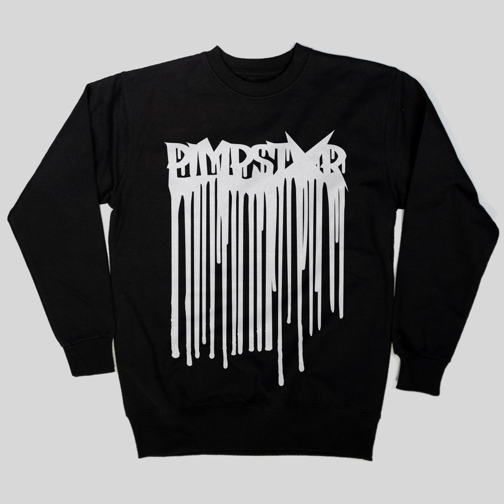 Pimpstar Ink | Crewneck, Black