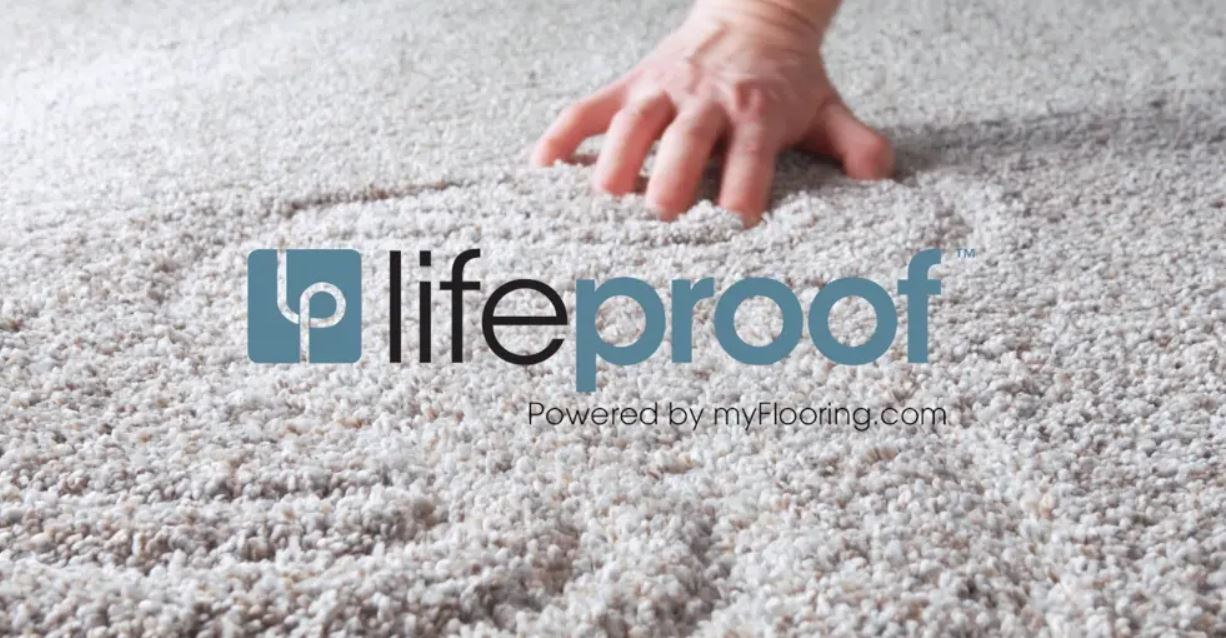 Lifeproof Carpet Features: Pet Proof, Stain Resistant, Lifetime Warranty