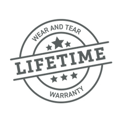 Lifetime flooring warranty