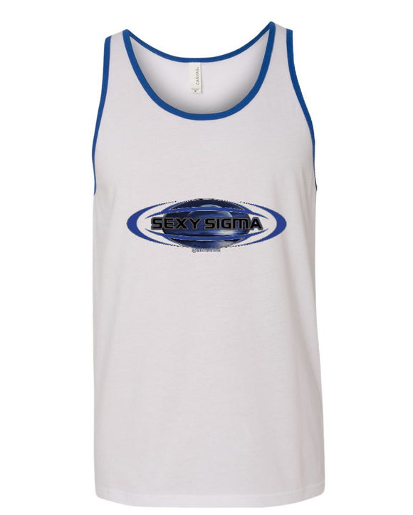 Sexy Sigma Official Logo Tank Top