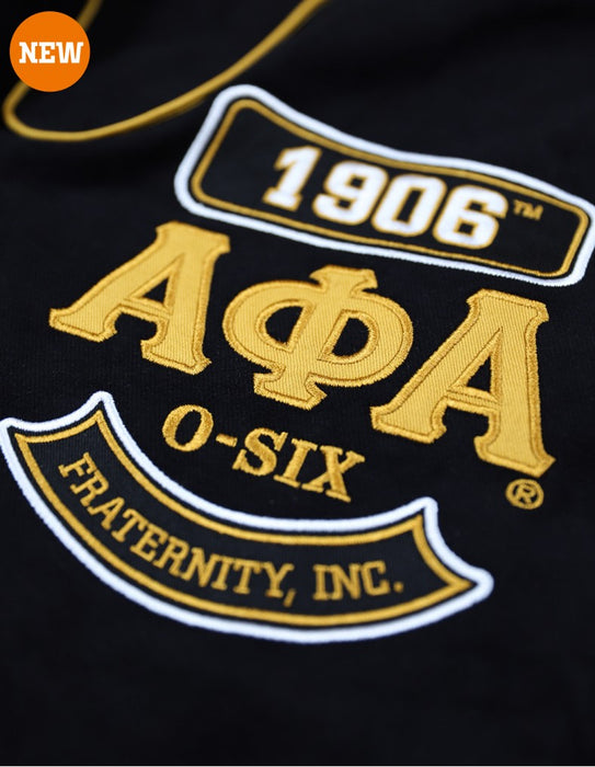 Alpha Phi Alpha Twill Racing Jacket