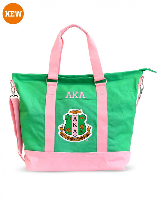AKA Canvas Tote Bag