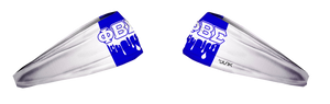 Phi Beta Sigma Drip Head Band