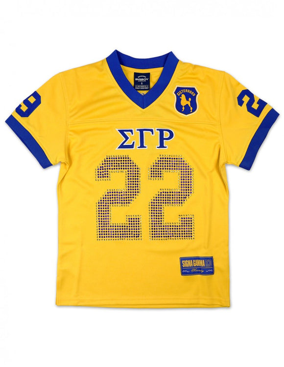 Sigma Gamma Rho 1922 Football Jersey