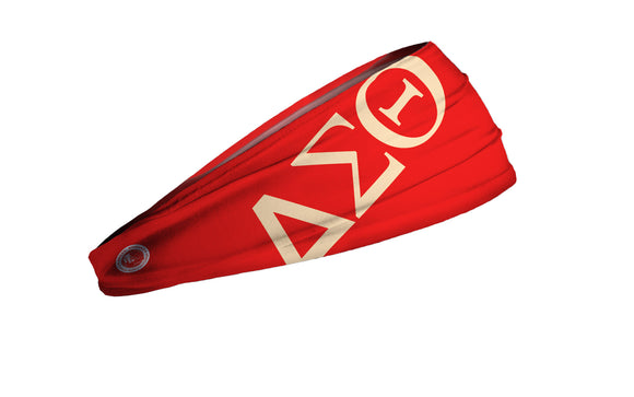 Delta Sigma Theta Head Bands
