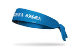 Phi Beta Sigma Greek Head Band