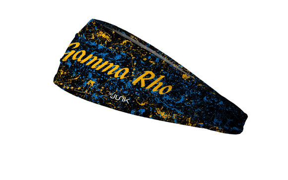 Sigma Gamma Rho Greek Head Band