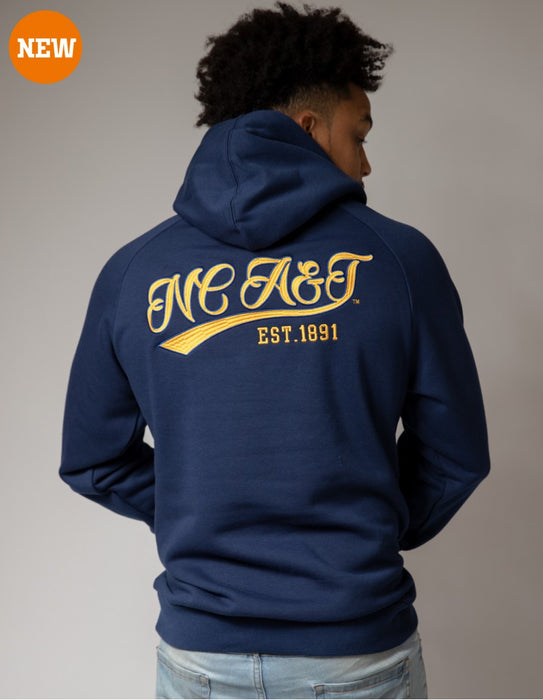 GQS NORTH CAROLINA A&T HOODIE