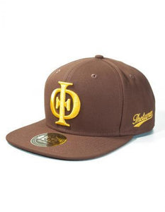 Iota Phi Theta Single Letter Adjustable Snapback Hat