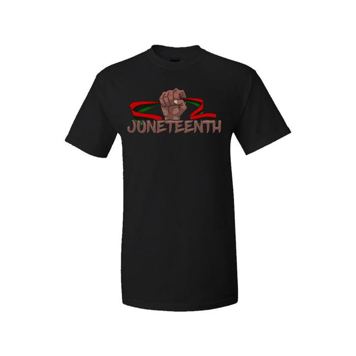 Juneteenth Power To The People T-Shirts