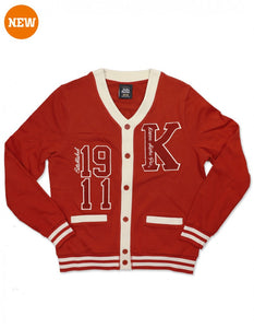 KAPPA ALPHA PSI LIGHT WEIGHT CARDIGAN
