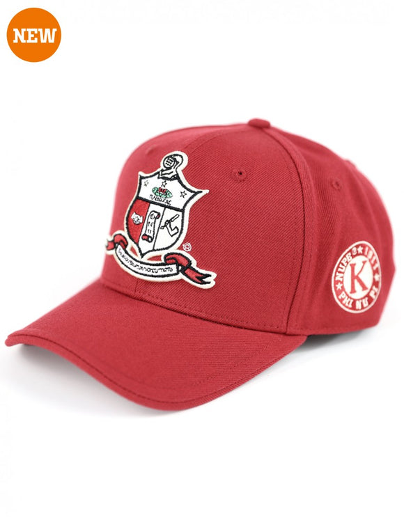 KAPPA ALPHA PSI Adjustable Shield Cap