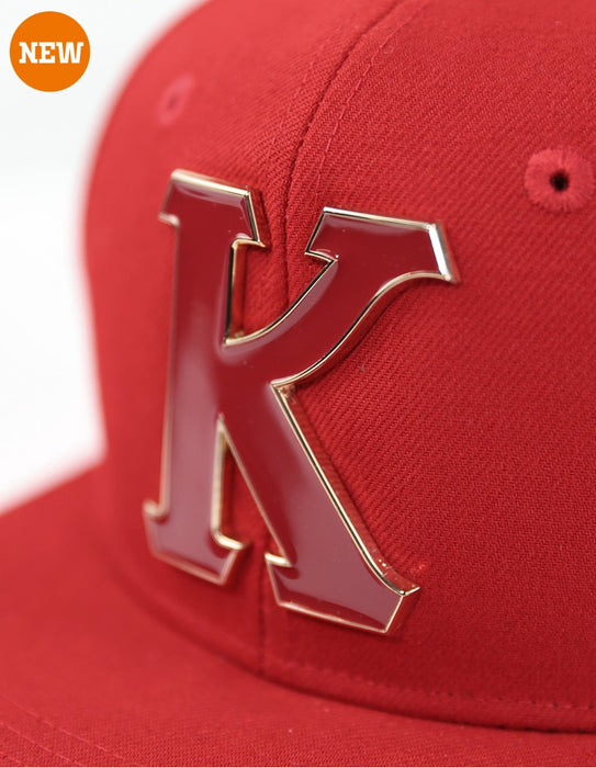 KAPPA ALPHA PSI K EMBLEM SNAP BACK