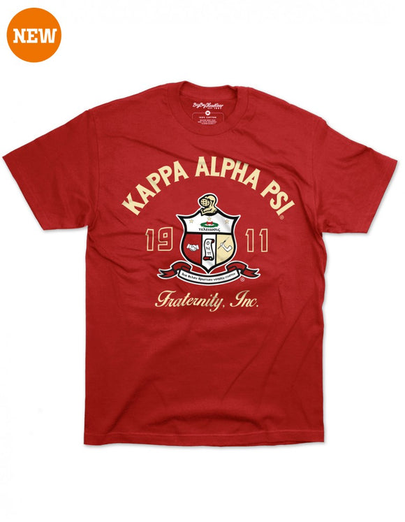 KAPPA ALPHA PSI 1911 SHIELD T-SHIRT