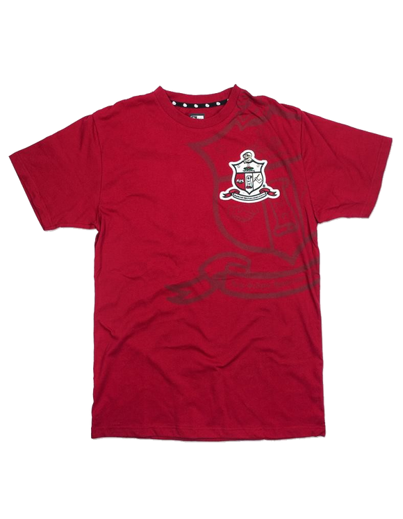 KAPPA ALPHA PSI 3D SHIELD T-SHIRT