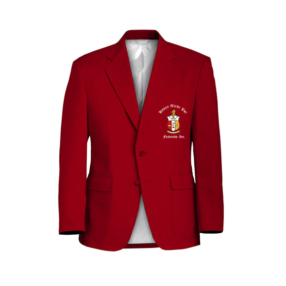 Kappa Alpha Psi Red Blazer