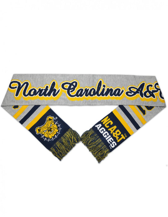 NORTH CAROLINA A&T STATE UNIVERSITY SCARF
