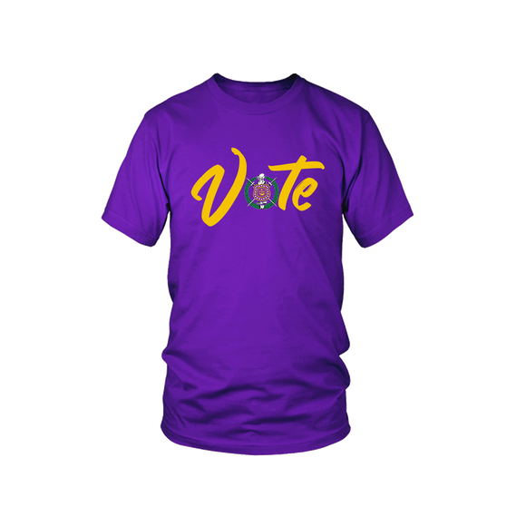 Omega Psi Phi VOTE T-Shirts