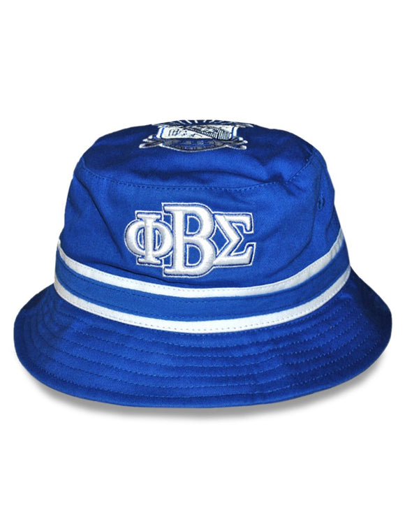 Phi Beta Sigma 1914 GOMAB Bucket Hat