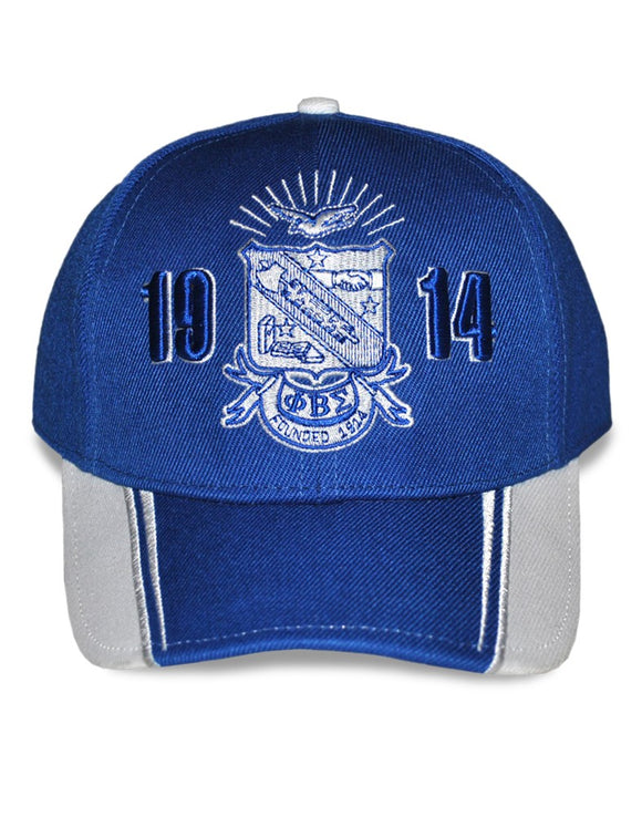 Phi Beta Sigma Adjustable 1914 Racing Cap