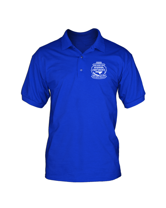 Phi Beta Sigma Southeastern Regional Conference Polo - T-Shirt Set