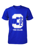 Phi Beta Sigma Line Number T-Shirt (Royal)