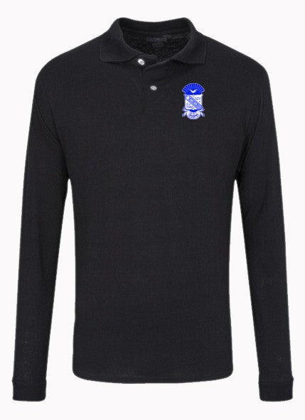 Phi Beta Sigma Shield Polo